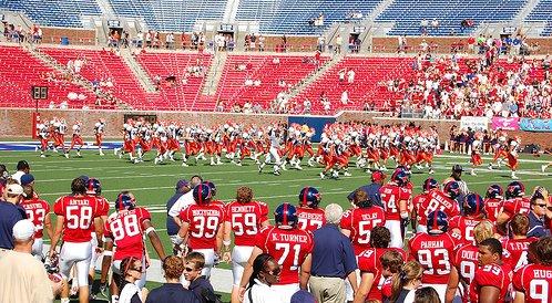 SMU Broncos